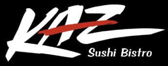 kaz sushi logo