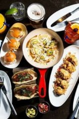 Happy hour specials at PassionFish Bethesda