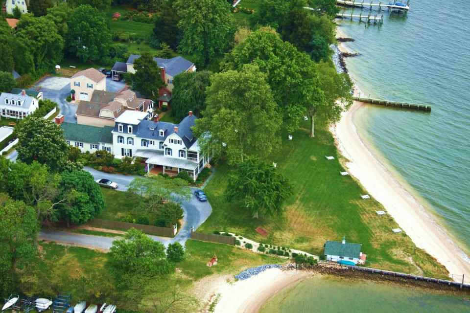 The Sandaway is a Romantic Getaway in Maryland
