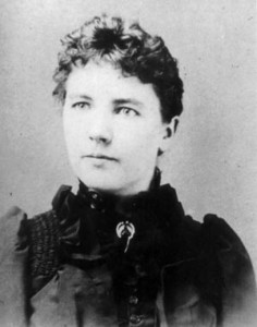 laura ingalls wilder portrait