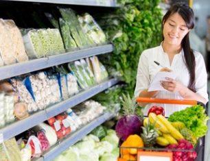 produce department checklist