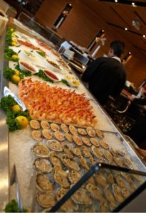 seafood brunch buffet at blacks in bethesda md