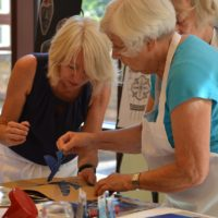 Strathmore Artist Workshop at Fox Hill