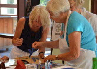 Strathmore Artist Workshop at Fox Hill
