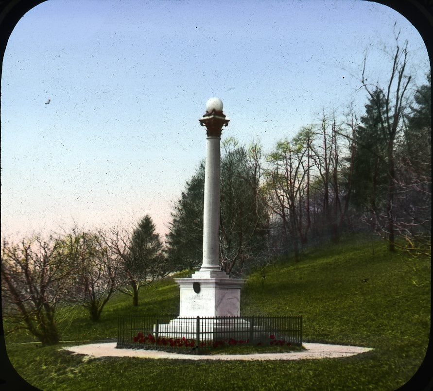 propsect park monument maryland 400