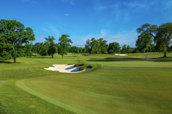Woodmont Country Club is a private, member owned club.