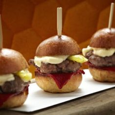 Jaleo Happy Hour Sliders