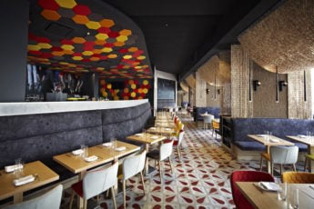 Renovated Jaleo Tapas Bar - photo from Jaleo Tapas Bar