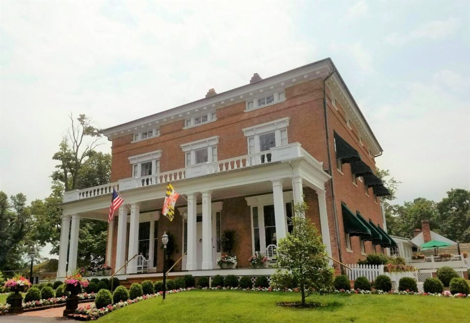 Antrim 1844 Mansion in Maryland