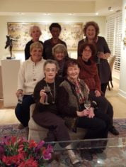 Artists at Upstairs Art Studios in Bethesda