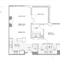 Fox Hill 326D floor plan